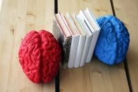Читання розвиває не тільки інтелект, але й мозок