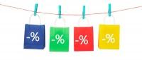 Розіграш-акція «Знижка від 5 до 100 %» (для користувачів Facebook)