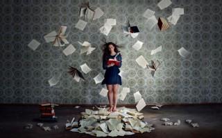 Маловідомі факти про книги