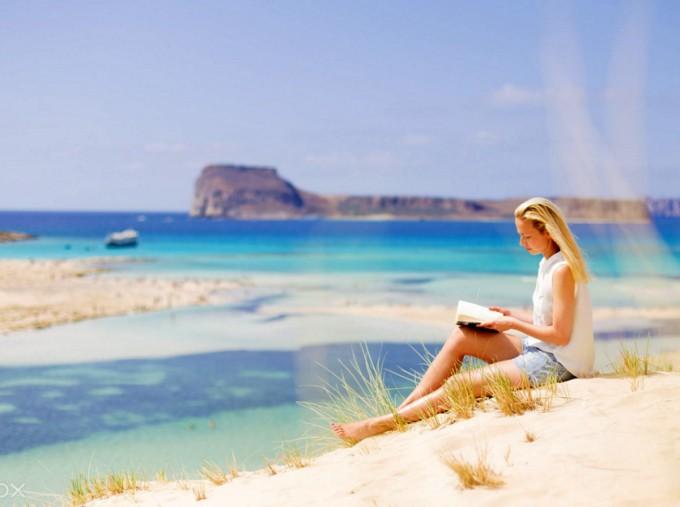 Візьми у відпустку гарну книгу!