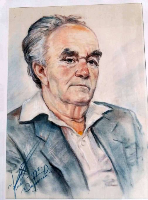З нагоди 100-річя від дня народження Михайла Шмайди